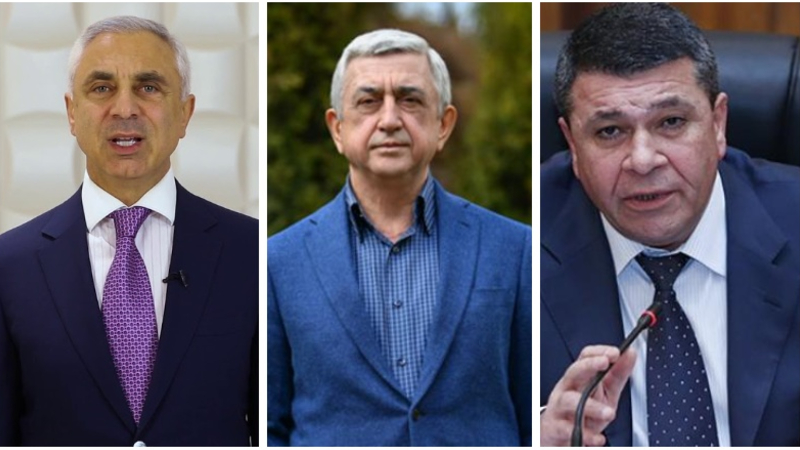 Ում հորդորով է Արտակ Թովմասյանը մուտք գործում քաղաքականություն և ում հետ է մտերիմ. «Ժողովուրդ»