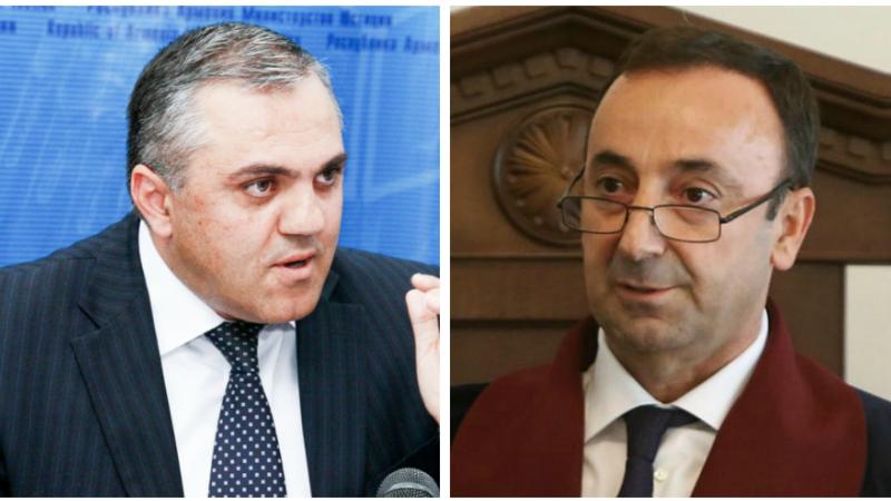 Հայտնի է ՍԴ նախագահ Հրայր Թովմասյանի և նրա սանիկ Նորայր Փանոսյանի գործով դատական առաջին նիստի օրը