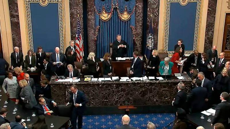 ԱՄՆ-ի Սենատն արդարացրեց Թրամփին. իմփիչմենտի գործն արդեն պատմություն է