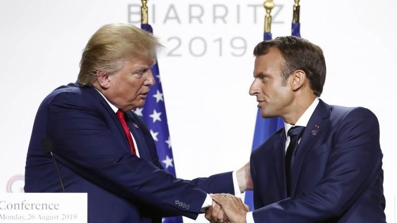 Մեր սրտերը Ֆրանսիայի ժողովրդի հետ են. Թրամփ