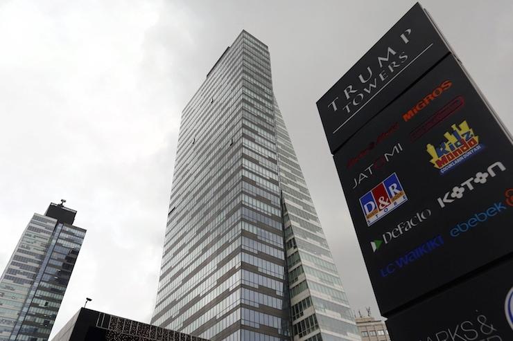 Թուրքիայում առաջարկում են առգրավել «Trump Towers» առևտրի կենտրոնի շենքը