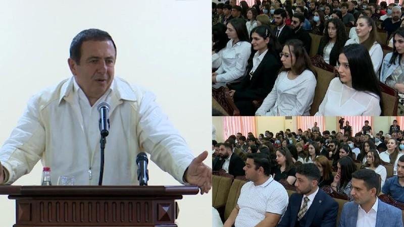 Գագիկ Ծառուկյանը ներկայացրել է ԲՀԿ նախընտրական ծրագրի նախնական դրույթներից մի քանիսը (տեսանյութ)