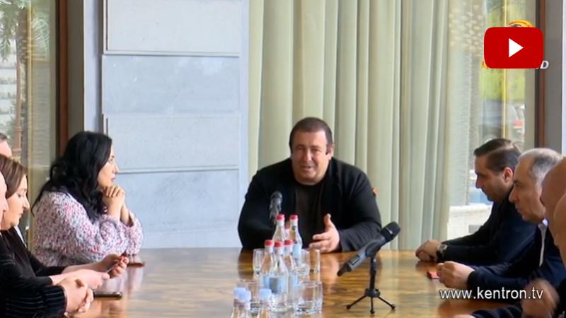 Գագիկ Ծառուկյանը հանձնարարել է նոր թափով շարունակել սոցիալական աջակցության ծրագրերը ամբողջ երկրում (տեսանյութ)