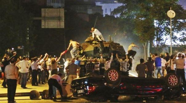 Հեղաշրջման փորձի հետևանքով Թուրքիան կրել է 17 մլրդ դոլարի վնաս