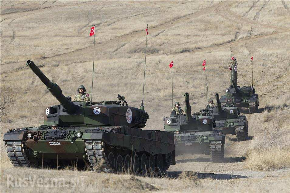Ասադը մեղադրել է Թուրքիային՝ ահաբեկչությանը աջակցելու մեջ