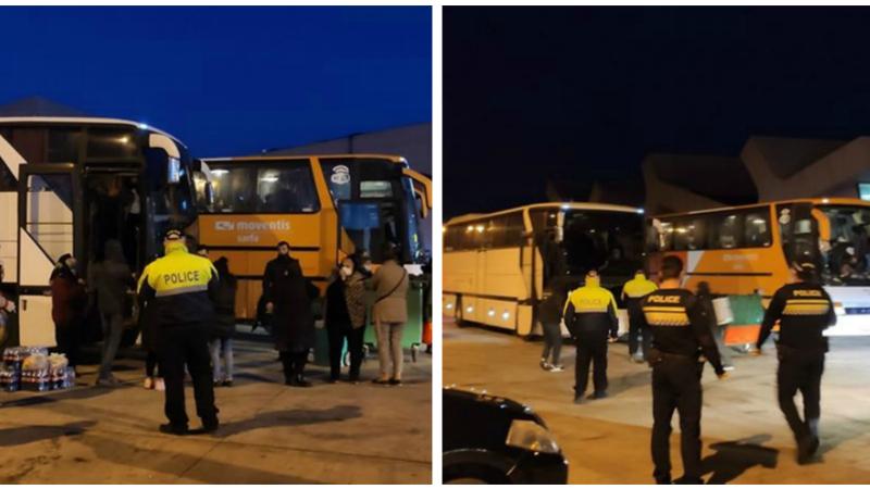 Վրացական իշխանությունների հետ բանակցությունների արդյունքում Թուրքիայում գտնվող ՀՀ 73 քաղաքացի Վրաստանի տարածքով վերադաձել են հայտենիք․ Վրաստանում ՀՀ դեսպանություն
