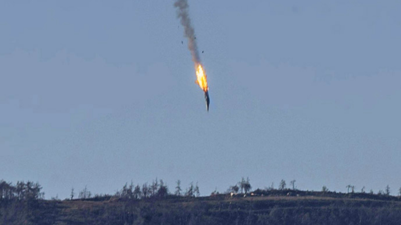 Թուրքական զինվորները սիրիական բանակի 2 ինքնաթիռ են ոչնչացրել Իդլիբում