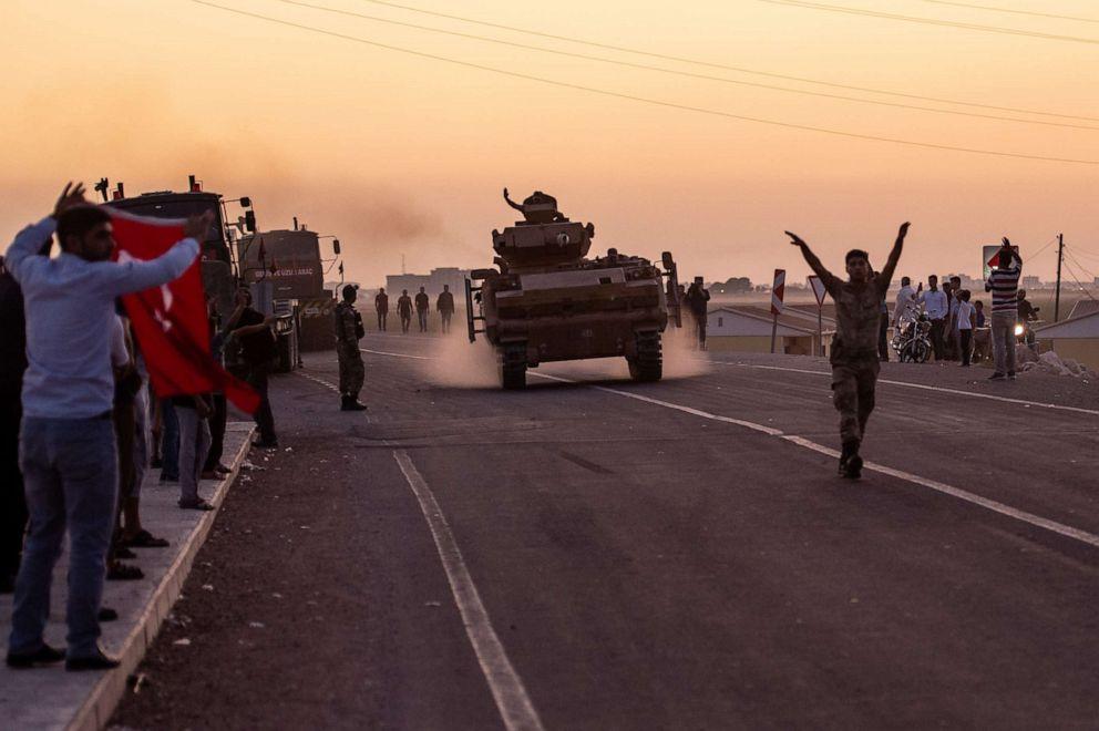 Ադրբեջանցիները ցանկանում են մասնակցել Սիրիայում Թուրքիայի ռազմագործողությանը