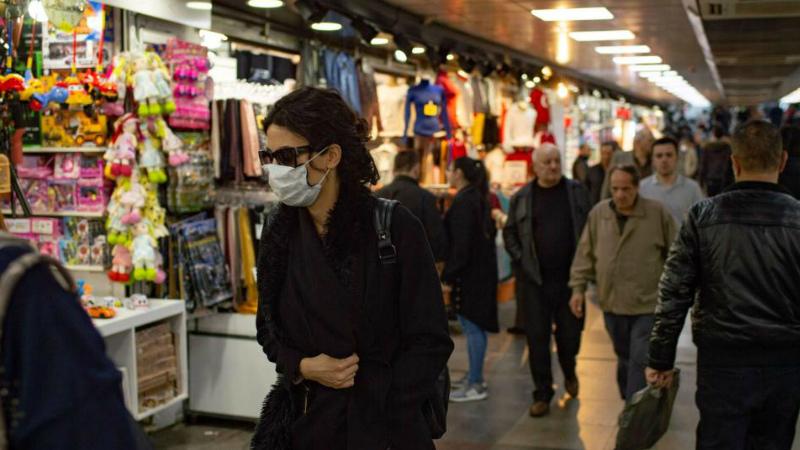 Թուրքիայում կորոնավիրուսի զոհերի թիվը 1 օրում ավելացել է 79-ով