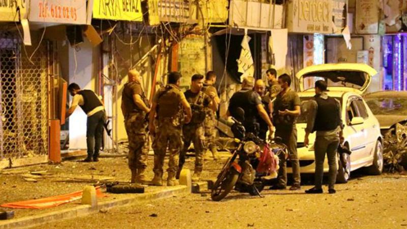 Թուրքիայի Հաթայ նահանգում կասկածելի վարք դրսևորած երկու ահաբեկիչներից մեկը վնասազերծվել է