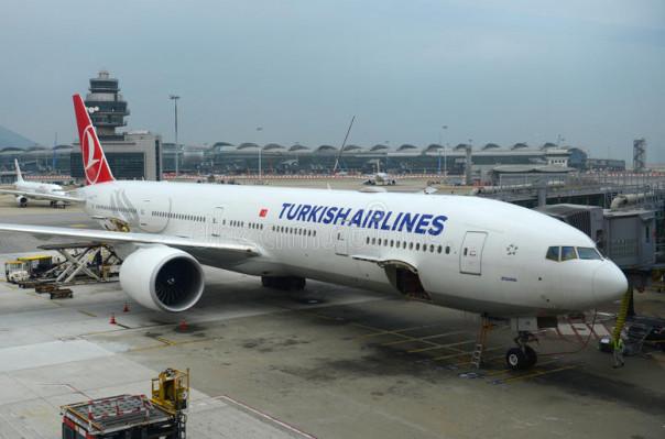 Ստամբուլի միջազգային օդանավակայանում երկու օդանավ է բախվել
