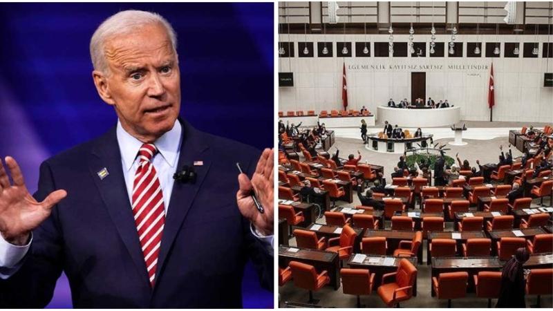Թուրքիայի խորհրդարանը բանաձև է ընդունել, որով դատապարտում է ԱՄՆ նախագահի հայտարարությունը
