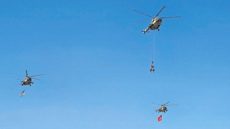 Թուրքիայի պատասխանն Իրանին. թուրքական կործանիչները թռիչքներ են կատարել Նախիջևանի երկնքում