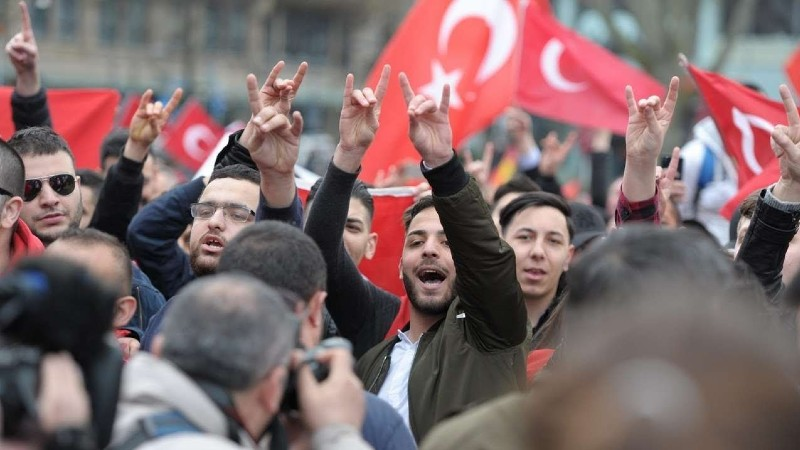 Ֆրանսիան կարգելի թուրքական ծայրահեղ ազգայնական «Գորշ գայլեր» խմբավորումը
