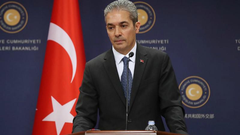 Թուրքիան արձագանքել է Սիրիայի կողմից Հայոց ցեղասպանության ճանաչմանը