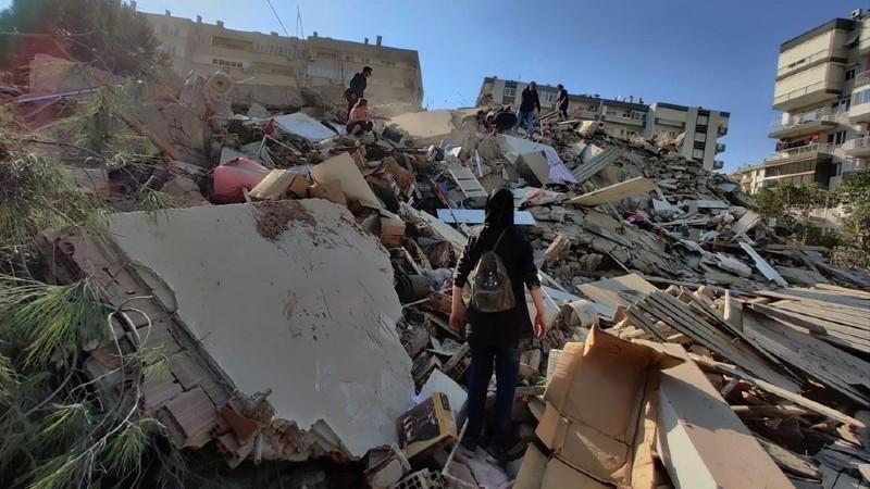 Թուրքիայում երկրաշարժի զոհերի թիվը հասել է 25-ի կա 804 վիրավոր