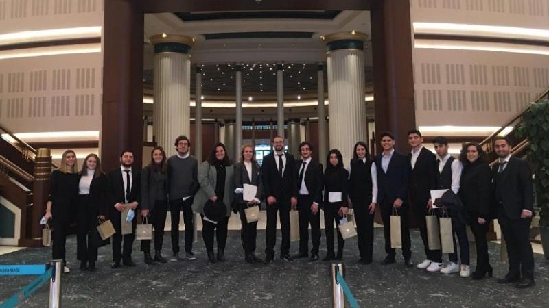 Թուրքիայում հայ համայնքի երիտասարդները հանդիպել են Էրդողանի գրասենյակի ղեկավարի հետ