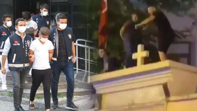 Թուրքիայում հայկական եկեղեցին պղծած քաղաքացիներին շատ չանցած ազատ են արձակել