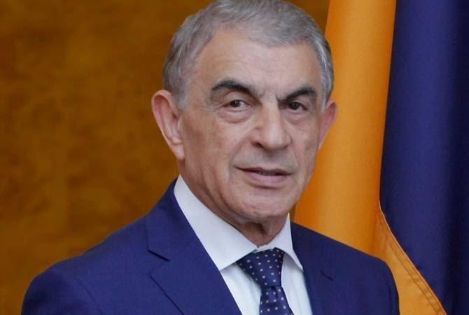 ԱԺ նախագահ Բաբլոյանը ծննդյան տարեդարձի առթիվ շնորհավորել է հայ մեծ բարերար Լուիզ Սիմոն Մանուկյանին