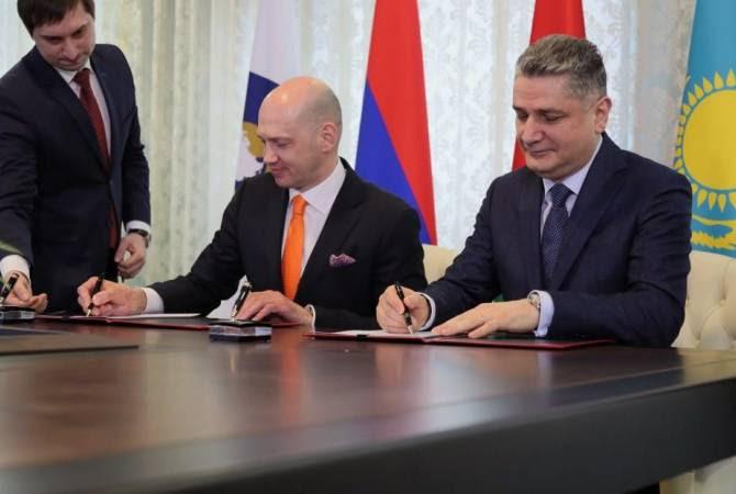 ԵԱՏՄ կոլեգիան և «Միր» հեռուստաընկերությունը փոխըմբռնման հուշագիր են ստորագրել