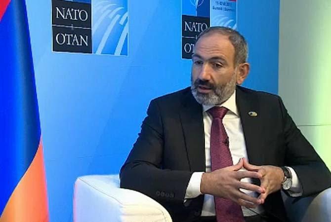 Ղարաբաղյան հակամարտությունը պետք է կարգավորվի միայն խաղաղ ճանապարհով. Նիկոլ Փաշինյանի հարցազրույցը Euronews-ին