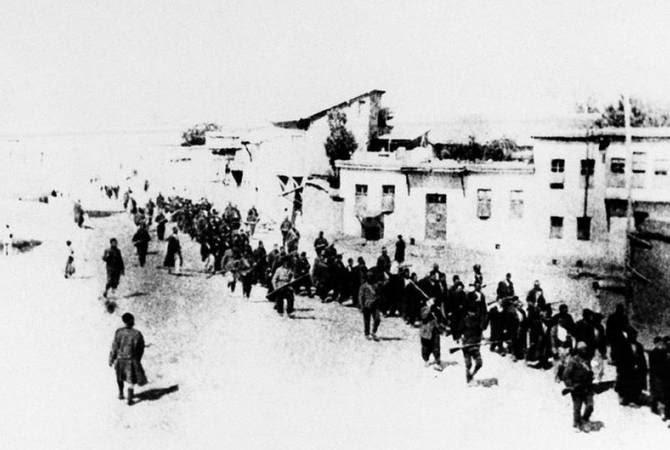 Զեկույցը բացահայտել է Հայոց ցեղասպանությանը Գերմանիայի ներգրավվածության նոր մանրամասներ