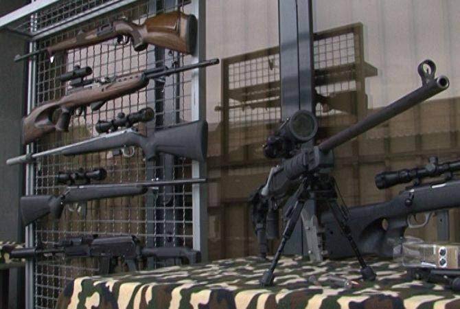 Քննարկման է ներկայացվել զենքի արտադրության լիցենզավորման կարգի փոփոխությունների մասին կառավարության որոշման նախագիծը