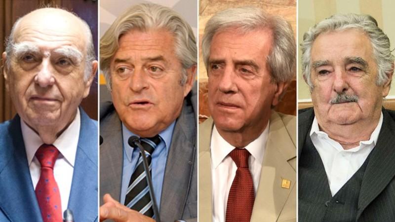Ուրուգվայի 4 նախկին նախագահները իրենց համերաշխությունն են հայտնել հայ ժողովրդին