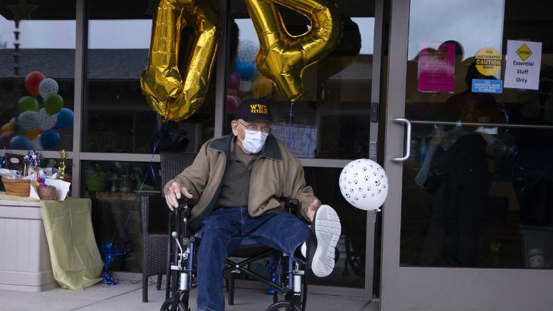 ԱՄՆ-ի Օրեգոն նահանգի 104-ամյա բնակիչը բուժվել է կորոնավիրուսից․ РиаНовости