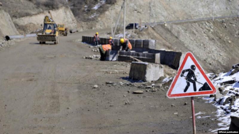 Վանաձոր-Ալավերդի-Բագրատաշեն ավտոճանապարհը փակ է բեռնատարների համար