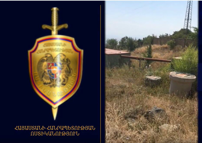 Ոստիկանները բացահայտել են Բյուրական համայնքի ղեկավարի ապօրինությունները