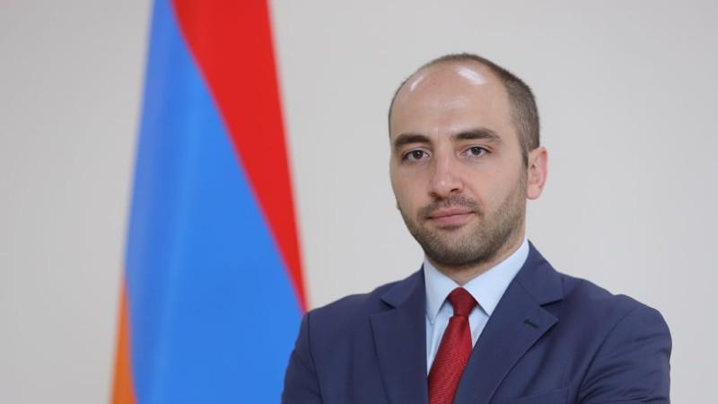 Վահան Հունանյանը նշանակվել է ԱԳՆ մամուլի քարտուղար