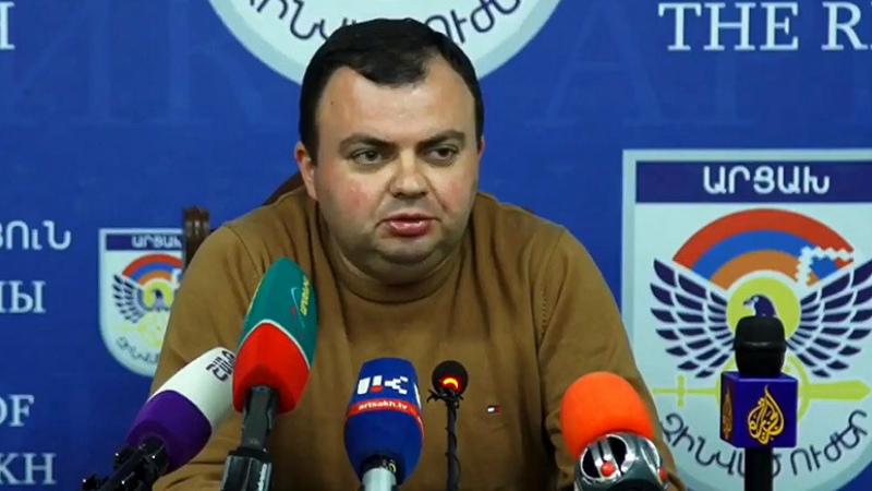 Ադրբեջանի տարբեր քաղաքներից մի քանի հարյուր հազար մարդ խուճապահար փախչում է դեպի Բաքու. ԱՀ նախագահի խոսնակ