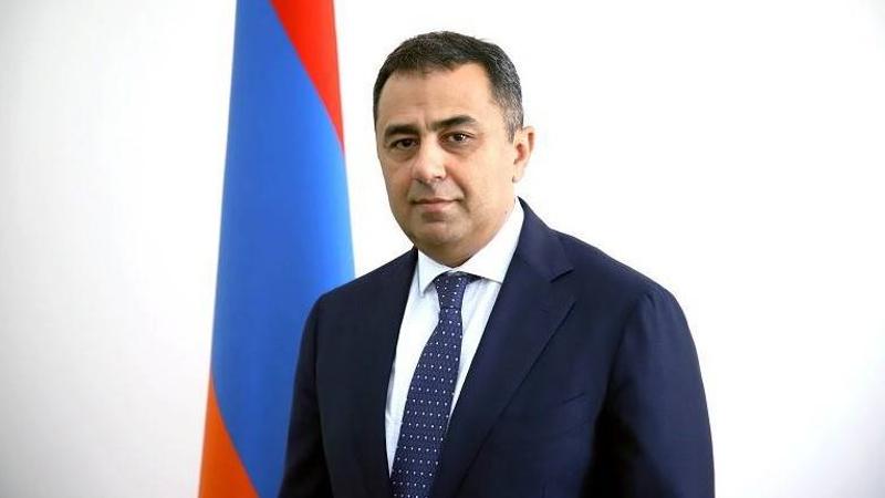 Վահե Գևորգյանը նշանակվել է ՀՀ ԱԳ փոխնախարար