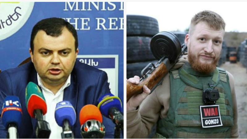Ապատեղեկատվություն է, թե իբր պատերազմի օրերին զանգել եմ լրագրող Սեմյոն Պեգովին և նրանից պահանջել, որ հեռանա Արցախից. ԱՀ նախագահի խոսնակ
