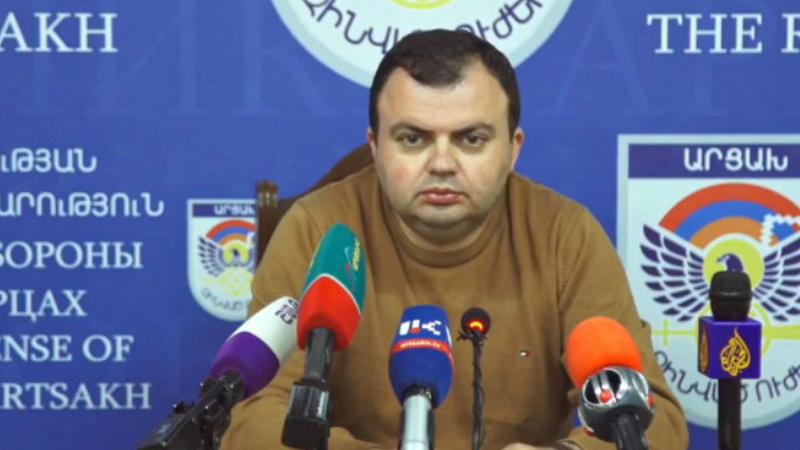 Ադրբեջանական ԶԼՄ-ների տարածած տեղեկությունը, թե իբր գրավել են Ջաբրայիլը, իրականության հետ որևէ աղերս չունի․ Վահրամ Պողոսյան