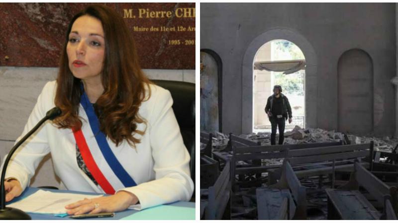 Էթնիկ բնաջնջումը սկսելուց հետո, Ադրբեջանը մեկնարկել է մշակութային բնաջնջման փուլը. Ֆրանսիայի ԱԺ պատգամավոր