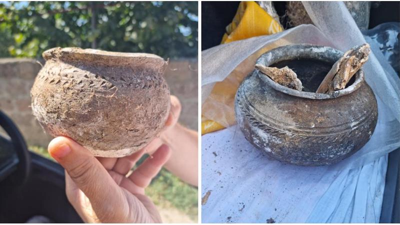 Վանաձորում 5 000-ամյա սալարկղային դամբարաններ են հայտնաբերվել (լուսանկարներ)