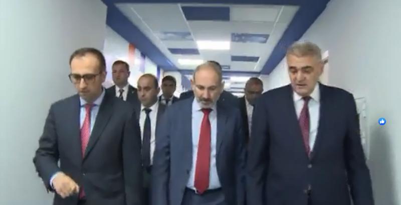 Էրեբունի ԲԿ-ում բացվում է Միջուկային բժշկության եվրոպական նոր կենտրոն