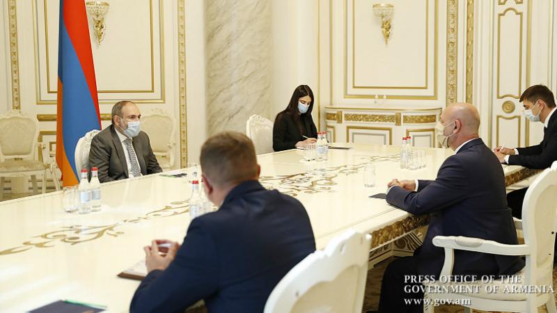 ՀՀ-ում Բելառուսի դեսպանը մտահոգություն է հայտնել հայ-ադրբեջանական սահմանին իրավիճակի լարման կապակցությամբ և դատապարտելի համարել էսկալացիան