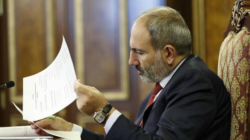 Նիկոլ Փաշինյանի որոշմամբ՝ Գևորգ Մովսեսյանն ազատվել է Պետական պահպանության ծառայության պետի առաջին տեղակալի պաշտոնից