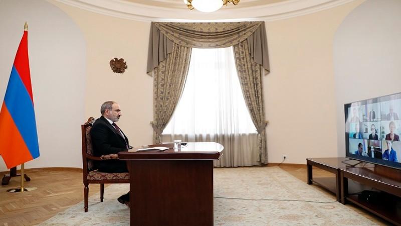 ՎԶԵԲ՝ 2020 թ. ներդրումային պորտֆելը Հայաստանում եղել է ամենամեծը. վարչապետը տեսազանգ է ունեցել ՎԶԵԲ նախագահի հետ