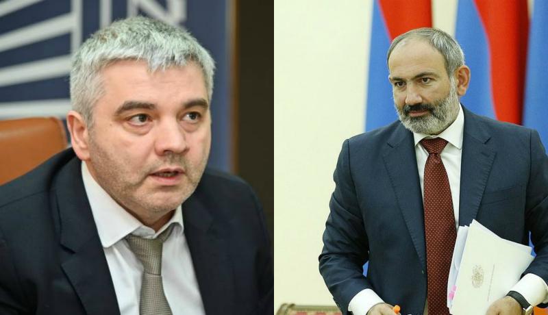 Վարչապետի որոշմամբ էկոնոմիկայի նախարարի տեղակալը ազատվել է պաշտոնից