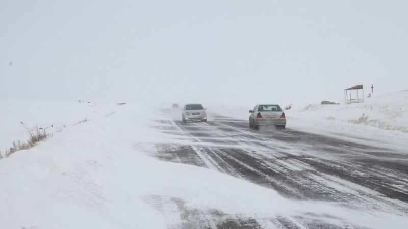 Հայաստանի որոշ շրջաններում ձյուն է տեղում․ ԱԻՆ
