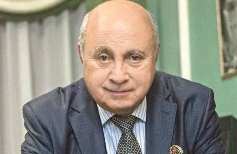 Մոսկվայում մահացել է հայտնի շինարար և բարերար Վարդգես Արծրունին
