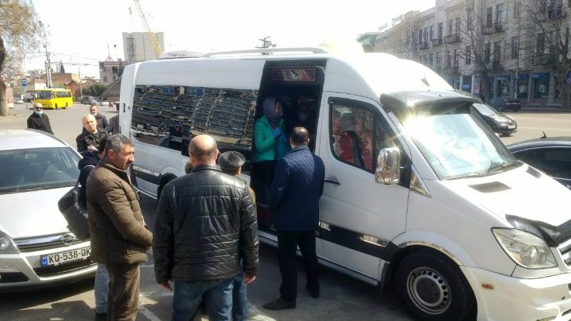 Վրաստանում գտնվող շուրջ երեք տասնյակ ՀՀ քաղաքացիներ մեկնեցին Հայաստան