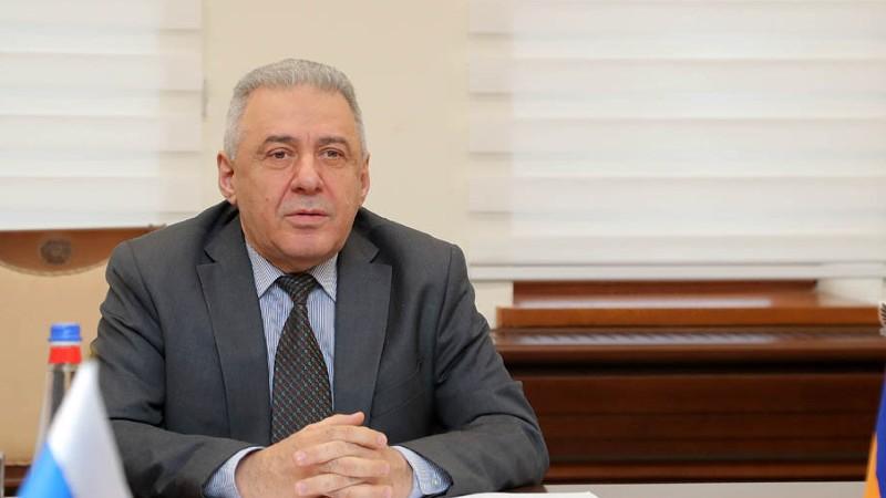ՀՀ պաշտպանության նախարարն աշխատանքային այցով մեկնել է Ռուսաստանի Դաշնություն