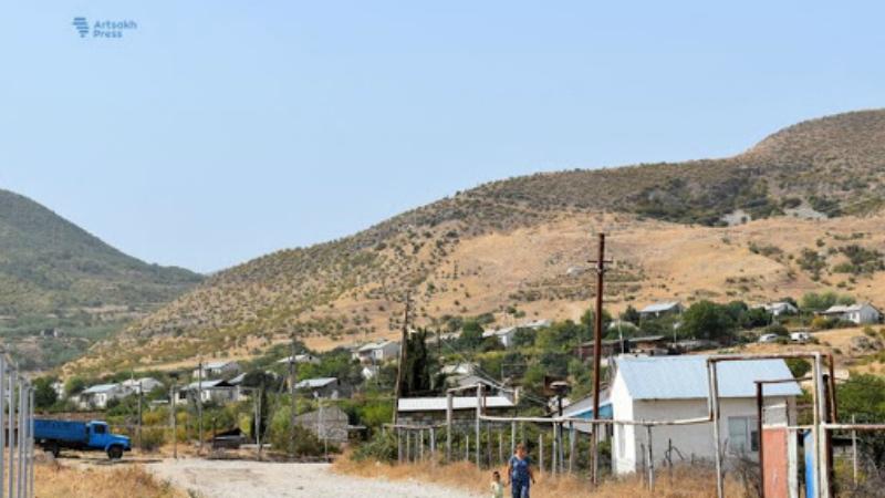 Մարտունու շրջանի Վազգենաշենի համայնքը նույնպես անցել է Ադրբեջանի վերահսկողության ներքո