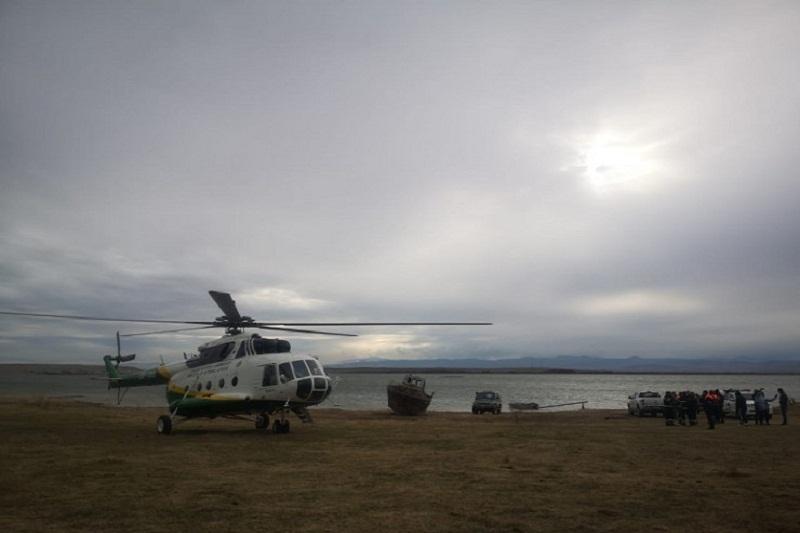 Վրաց-ադրբեջանական սահմանին գտնվող Ջանդարիի լճում փրկարարները գտել են լճում կորած ձկնորսների դիակները