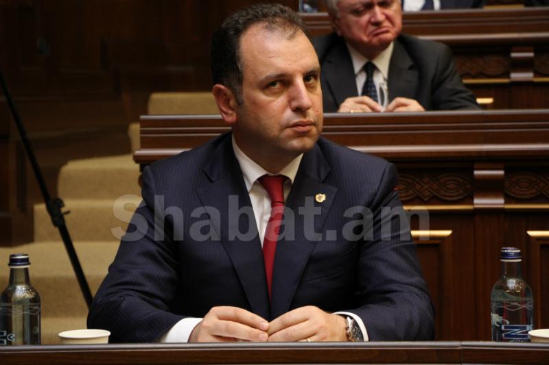 Երբ քաղաքական հակառակորդիդ անվանում ես օտարերկրյա գործակալ և սպառնում նրան ԱԱԾ-ով, սպանում ես անվտանգության համակարգը. Վ. Սարգսյան